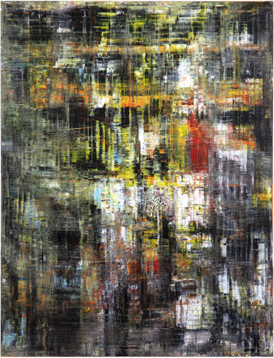 Sassan Behnam-Bakhtiar, 'Fabric of Life', 2019