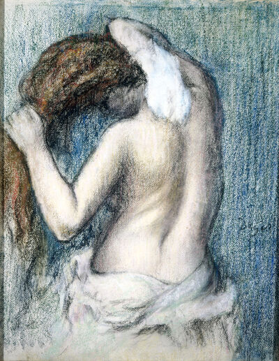 Edgar Degas, 'Woman Wiping Herself', ca. 1906