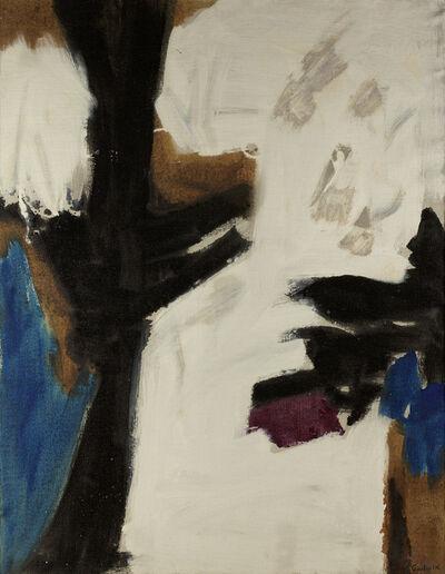 Judith Godwin, 'Black Pillar', 1956