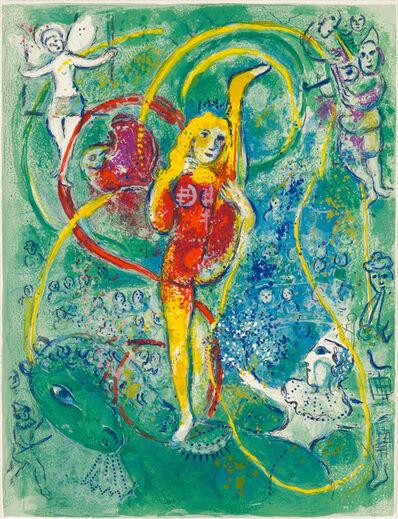 Marc Chagall, 'Le Cirque M. 492', 1967