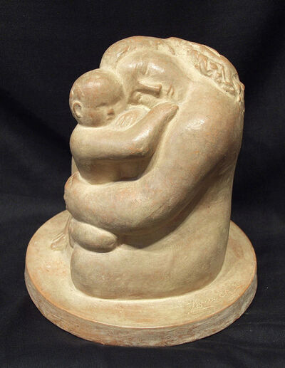 William Zorach, 'Devotion (Mother and Child)', ca. 1950