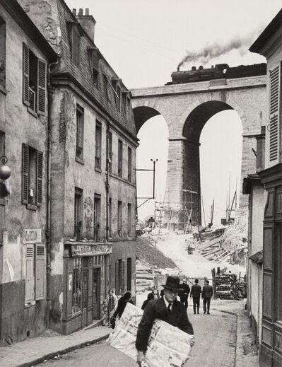 André Kertész, 'Meudon, France', 1928