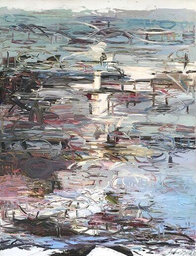 John DiPaolo, 'Through The Line', 1987