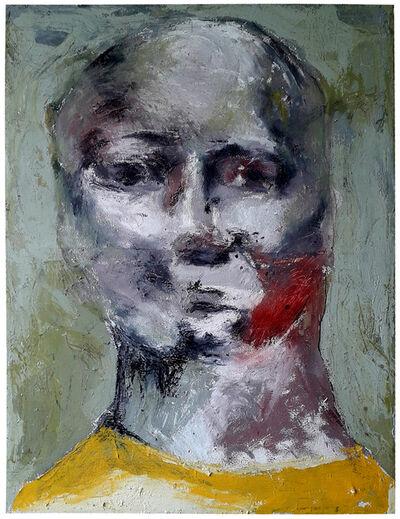 Sadikou Oukpedjo, 'Le témoin est muet II', 2019