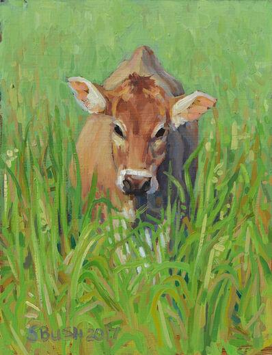 Stephanie Bush, 'Cow Study 20', 2017