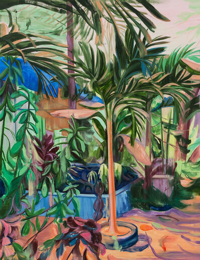 Lei Qi, 'Gardens on the outskirts of yangon', 2019