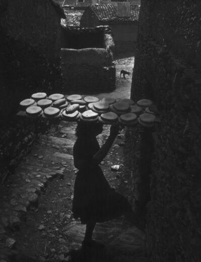 W. Eugene Smith, 'Bread, from Spanish Village', 1950