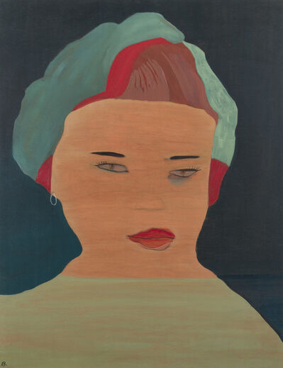 Anne Rothenstein, 'Marisa ', 2017-2018