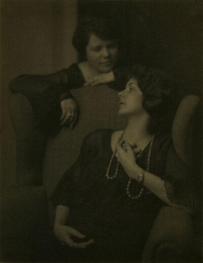 Ira Martin, 'Jane Thomas Martin and Grace Thomas', 1924