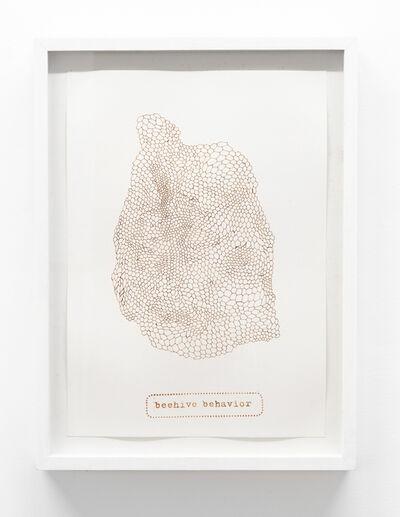 Brígida Baltar, 'Beehive behavior', 2003