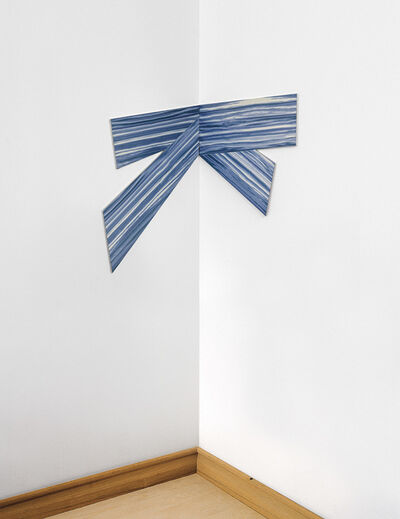 Richard Artschwager, 'Corner Splat II', 2009
