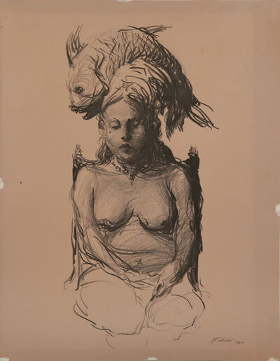 Roberto Fabelo, 'Untitled', 1990