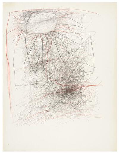 Karl Bohrmann, 'Abstraktion, Gespinst (Abstraction, web)', 1961