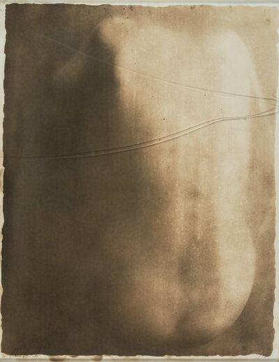 Alvin Booth, 'Untitled (Nude Back)', 1995