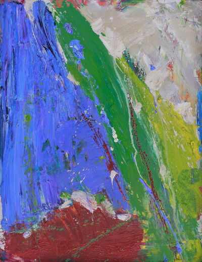 Marcel Kahhak, 'Small Abstract/1', 2019