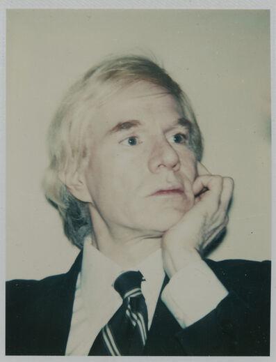 Andy Warhol, 'Self-Portrait', 1977