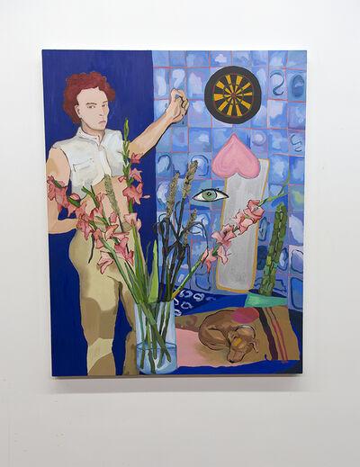 Alex Chaves, 'Autoportrait', 2019