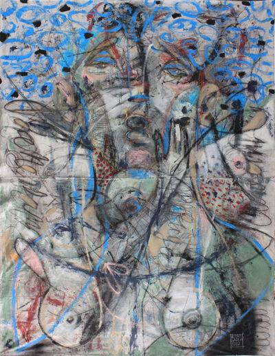 Michael Gadlin, 'Quixotic Muse', 2017