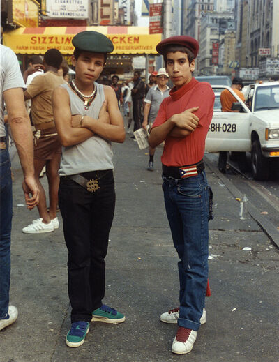 Jamel Shabazz, 'Double Trouble', 1981