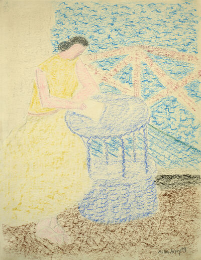 Milton Avery, 'The Letter', 1957