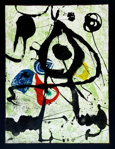 Joan Miró, 'Grans Rupestres VI ', 1979
