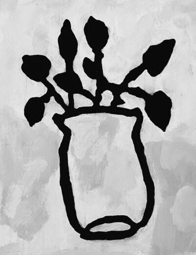 Donald Baechler, 'Botanical Study #3', 2020