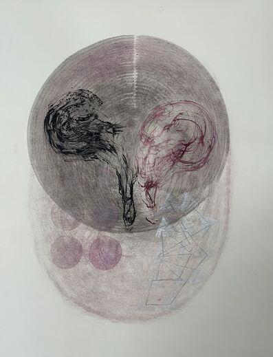 Áron Gábor, 'In the mirror of eyes I.', 2020