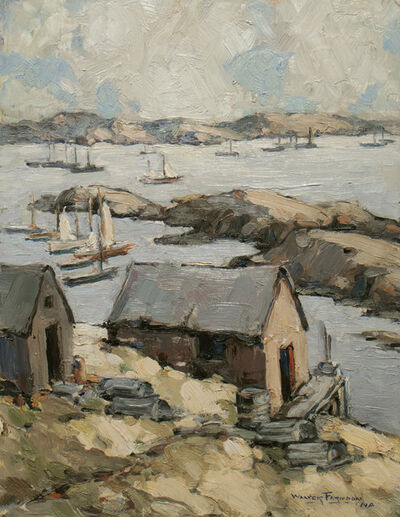 Walter Farndon, 'Down to the Sea', 19th -20th Century