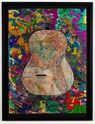 John Iwaszewicz, 'Traveling Guitar', 2018