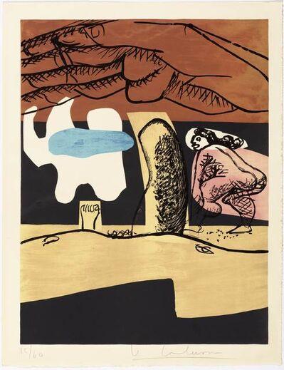 Le Corbusier, 'From: Le poème de l'angle droit', 1955