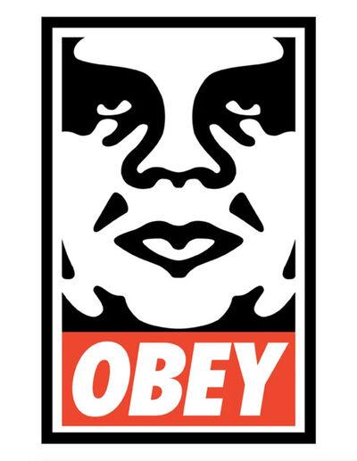 Shepard Fairey, 'Obey', 2005