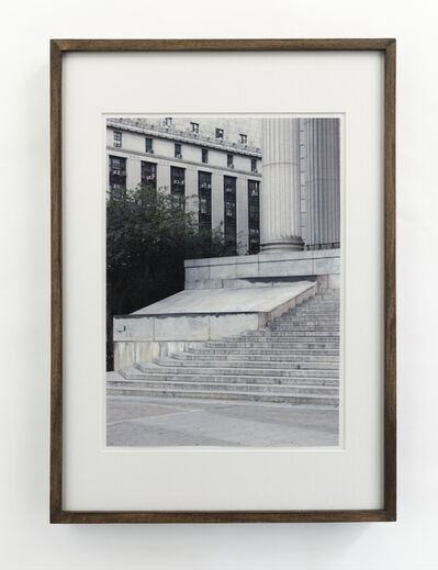 Pierre Descamps, 'Monuments,p.218', 2011
