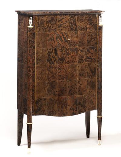 Maison Leleu, 'Rare and important cabinet', ca. 1957