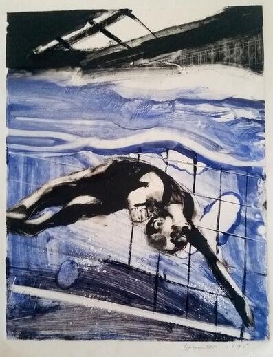 Tom Bennett, 'Diver', 1995