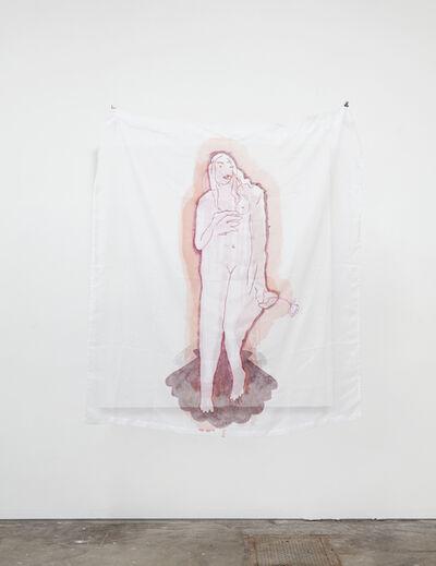 Emilie Gossiaux, 'Goddess of Love', 2018