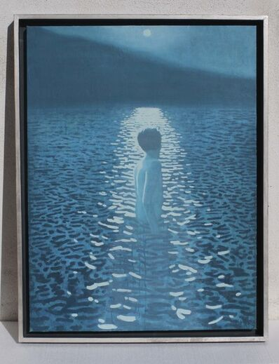 Christian Vincent, 'Blue', 2020