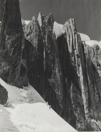 Mario Fantin, 'Spedizione comasca alle Ande Peruviane - lot of 3 photos'
