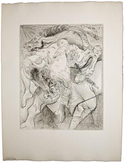 Pablo Picasso, 'Marie-Thérèse en Femme Torero (S.V. 22)', 1934