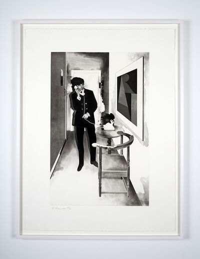Richard Hamilton, 'A Dedicated Follower of Fashion', 1980