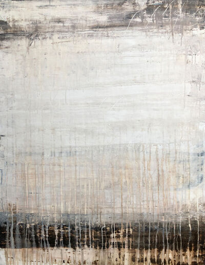 """Roger Konig, ' """"1300 abstract antique brown""""', 2015"""