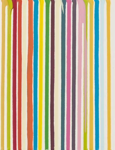 Ian Davenport, 'Poured Lines', 2003-4