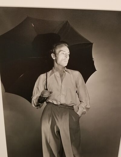 George Platt Lynes, 'Balanchine', ca. 1950