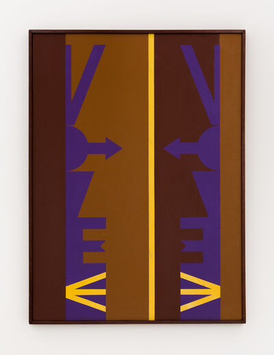 Rubem Valentim, 'Emblema - 1978', 1978