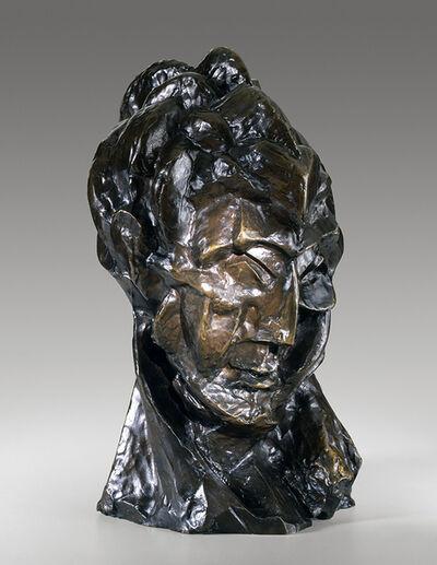 Pablo Picasso, 'Tête de femme (Fernande)', 1909