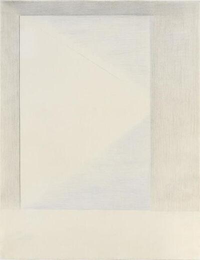 Genevieve Asse, 'Ouverture Sénanque', 1971