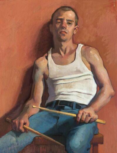 Leona Shanks, 'Drummer', 2011