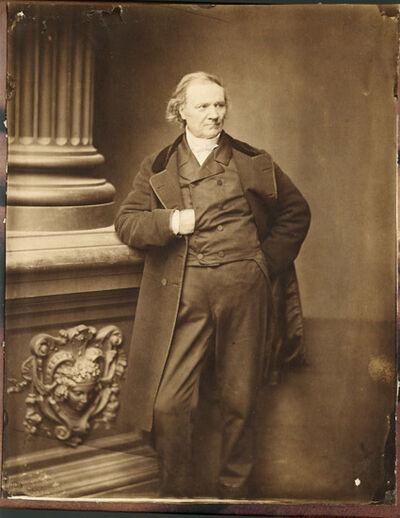 Antoine-Samuel Adam-Salomon, 'Alexandre-Pierre-Thomas-Amable Marie de Saint Georges', 1860c/1860c