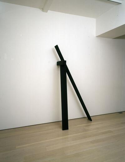 Yoshishige Saito, 'Continuation 3', 1987