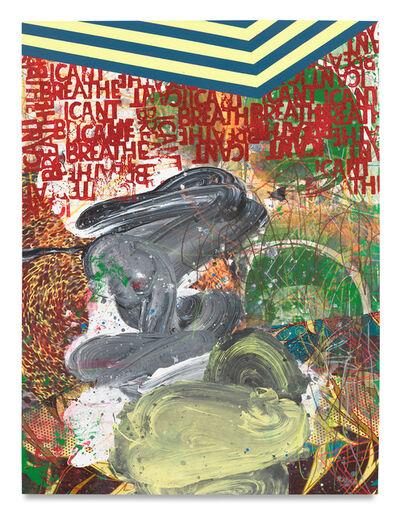 David Huffman, 'I Can't Breathe #4', 2020