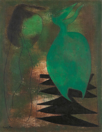 William Baziotes, 'Autumn ', 1954